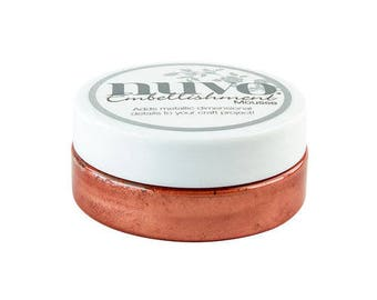 Tonic Studios - Nuvo Collection - Embellishment Mousse - Persian Red