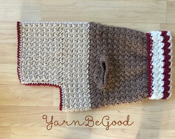 Handmade Dog Sweater