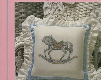 Dreamscape Cross Stitch Charts (Trotter, Chestnut, and Carousel)