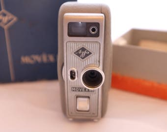 Vintage 8mm Film Camera - Afga Movex 88