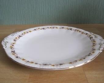 Royal Kent Golden Glory 26.5cm Cake Plate