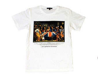 T-shirt Apostles of rock (white)
