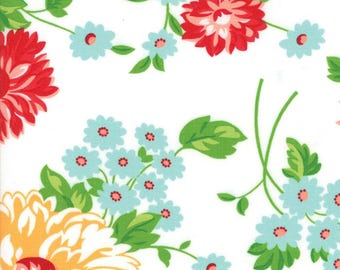 PREORDER The Good Life #55150-19, ONE Yard, Bonnie and Camille, Moda Fabrics, August Delivery