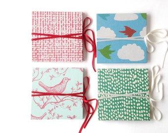 Blanco Origami boekje