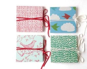 Blank Origami book