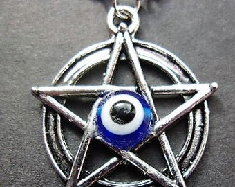 Evil Eye Protection Pentacle