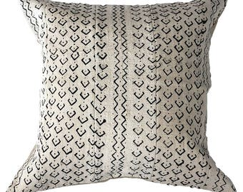 "Mudcloth Pillow Case 20""x20"""