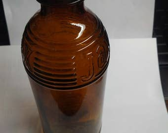 Javex Bleach embossed bottle