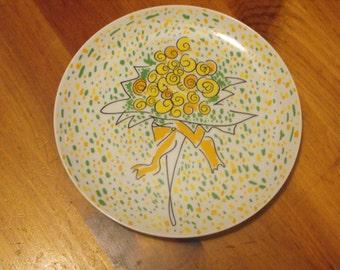 7 Gloria Vanderbilt FOREVER THINE 8 in. Plates