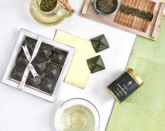 Jeoncha Jade Loose Leaf Tea Gift