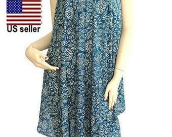 Umbrella Women dress, rayon dress, sundress ,beach dress, summer dress ...#0169