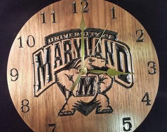 University of Maryland Clock