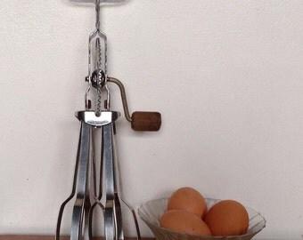 Skyline Hi Speed Beater/ Egg Whisk. 1060's/70's.