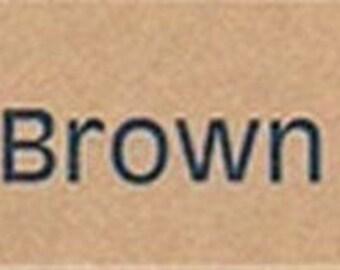 INKJET & LASER Brown Kraft Self Adhesive Full Sheet Decal Paper - Light and Dark Brown - Earthy Organic Designs - Endless Possibilities!