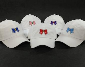 Sailor Scouts Cap Set