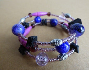 Bracelet Violeta - Made in FRANCE