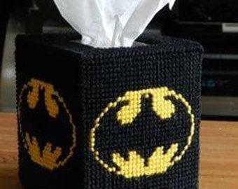Batman Tissue Box Cover