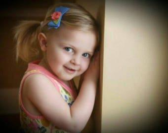 M2M Matilda Jane. Hair Bow - Headband - Child Headband by SuperAdorable