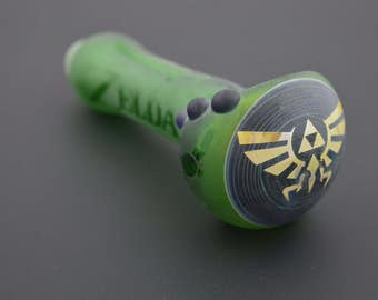Zelda Glass Pipe