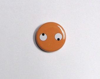 """Yotsugi Hat Anime 1.25"""" Pinback Button"""
