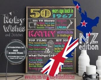 hand printed New Zealand kiwi flag cushion cover