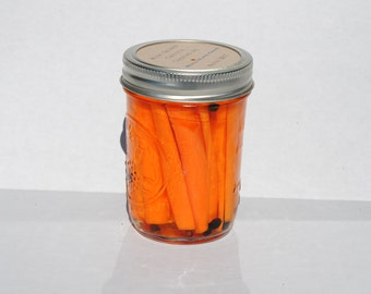 Wine Spiked Carrots