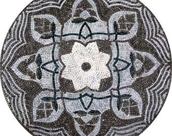 Floral Medallion - Dalya