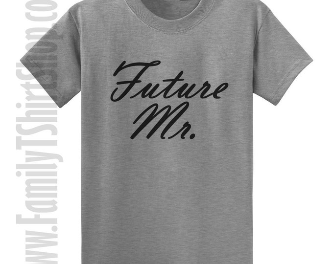 Future Mr T-shirt