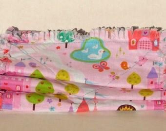Burp Cloths Girl, Baby Girl Burp Clothes, Burp Cloths For Girl, Cotton Burp Cloth, Burp Clothes, Baby Girl Burp Cloth, Baby Gifts Handmade