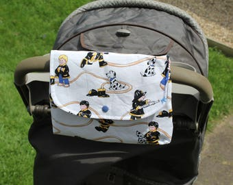 baby carrier bag - baby carrier pouch - firefighter baby carrier pocket -baby carrier accessories - baby wearing hip pouch - waistband pouch