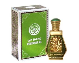 REMEMBER ME by Al Haramain Attar, Itr, Perfume, Fragrance Oil 15 ML