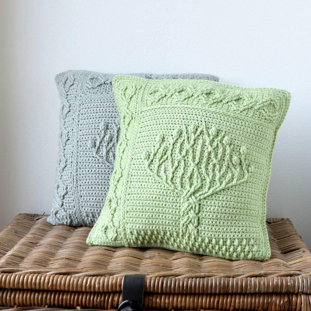 Overlay crochet pattern tree of life pillow crochet pillow zoom bankloansurffo Images