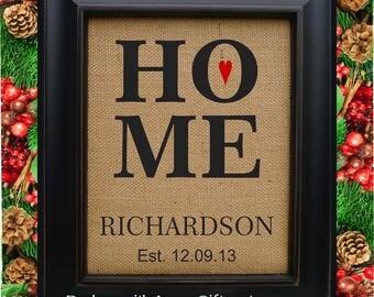 Christmas Print for New Home, Xmas Gift, Anniversary Gift, Cotton Anniversary, 2nd Anniversary, Anniversary Gift, Anniversary (amp201)
