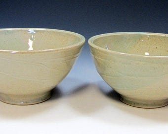 Celadon Bowl (Quantity 2)