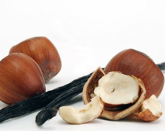 Vanilla Hazelnut Wooden Wick Tumbler