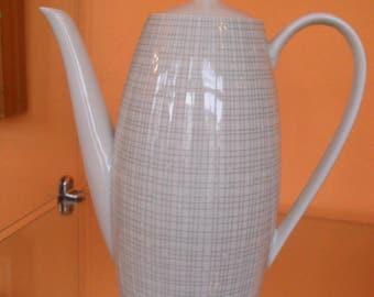 Arzberg coffee pot 50's decor/form 2050