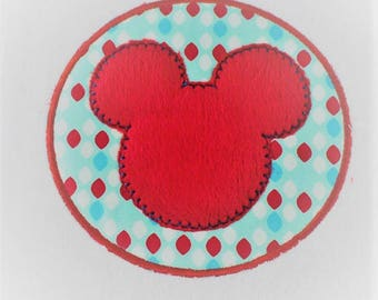 Mickey Mouse Applique Design - Mickey Mouse Disney Design - Mickey Mouse Embroidery Design - Disney Download -  Digital Design