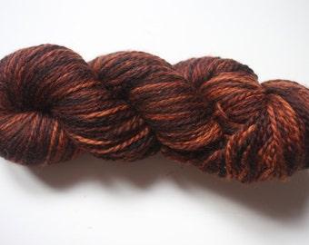 Aran - 100% British Bluefaced Leicester (superwash) yarn - Growl