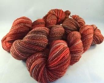 Handspun yarn, DK weight   (#641)