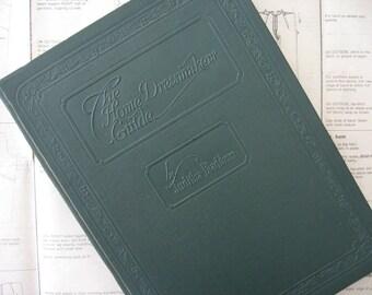 "1925 Hardcover Book ""The Home Dressmaker's Guide"" by Juditha Blackburn Illustrated"