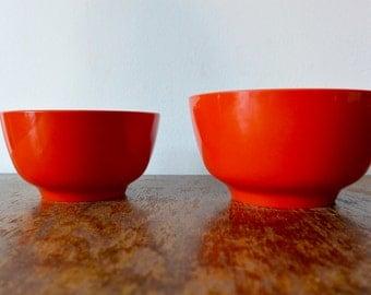 Mepal-Service Rosti Denmark Red Bowls