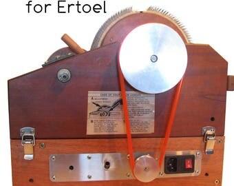 Electricarder for Ertoel  9inch Carder   E9