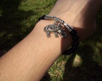Natural stone Onyx bracelet
