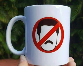 Venezuela Coffee Mug, SOS Venezuela, No Maduro