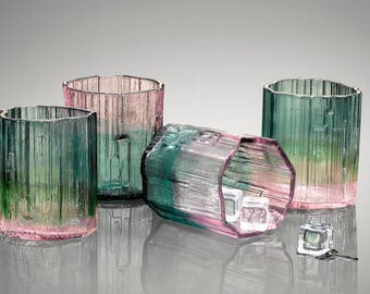 Tourmaline Rocks Glasses