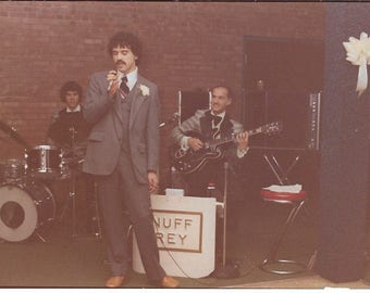Singing with Nuff (1980's)
