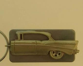 57 Chevy  keyring