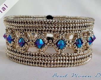 Jewels of Kalani Bracelet Tutorial: PDF and Video Instructions