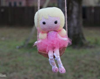 Fiona the Ballerina