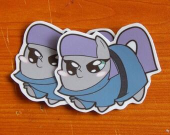 Pony Chubs! Maud Sticker